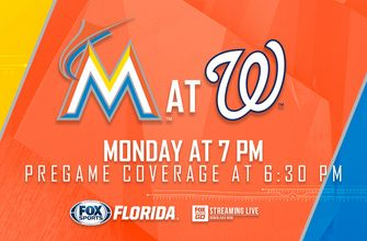 Preview: Marlins, Nationals kick things off in penultimate series of 2018 season