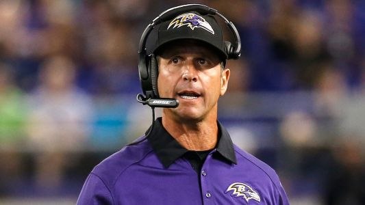 Ravens coach John Harbaugh 'not sitting in judgment' of protests, players