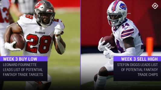 Fantasy Football Buy-Low, Sell-High Stock Watch: Leonard Fournette, Stefon Diggs among movers heading into Week 3