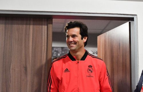 Spanish press call for Solari appointment as permanent Real Madrid coach