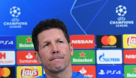 Doubts about Simeone surface after defensive tactics fail