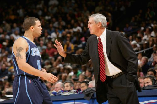 Deron Williams Squashes Beef With Jerry Sloan
