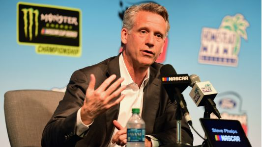 'Everything in play': NASCAR president open to dramatic changes