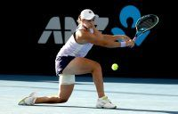Collins spoils Barty's title defence in Adelaide