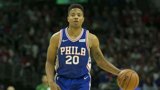 WATCH: 76ers guard Markelle Fultz reveals rebuilt jump shot