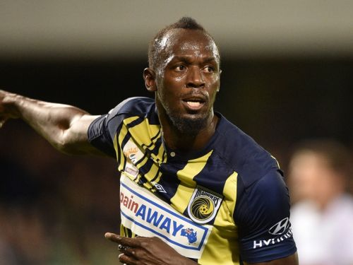 'It was fun while it lasted' - Bolt calls time on football dream