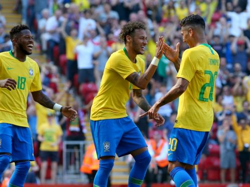 Brazil at €950m, Croatia at €390m - Which World Cup 2018 squad has the highest transfer value?
