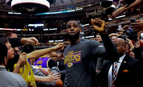Lakers' LeBron James not a fan of NBA games without fans: 'There's no excitement'