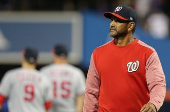 Would a change in manager help the Nationals?