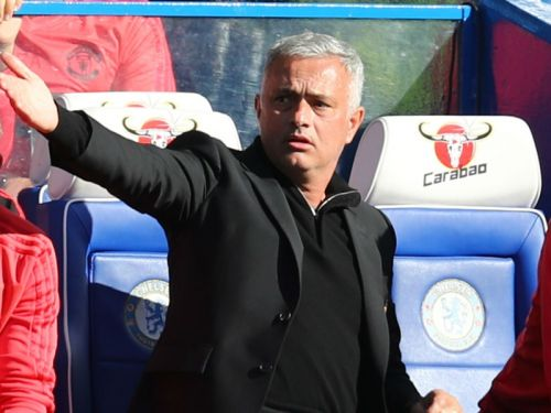 Video: Furious Jose Mourinho held back by stewards after being provoked by Chelsea staff member