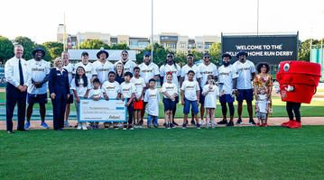 Annual Reliant Home Run Derby Raises $50,000 For The Salvation Army