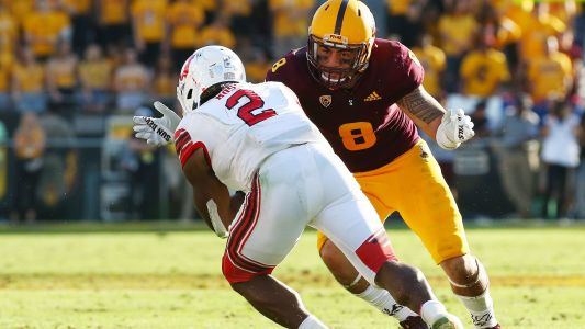 ASU defense coping after ejection penalty forces Robertson to sit half vs. Oregon