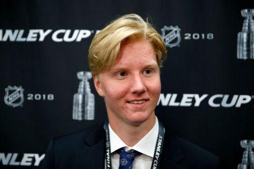 Dahlin has potential to provide stagnant Sabres a spark