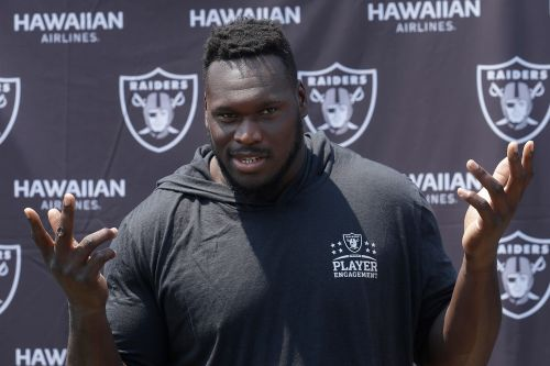Kelechi Osemele was 'shocked' to become Jets' under-the-radar add