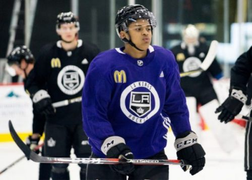 PHOTO GALLERY: Kings Practice at 2018 Rookie Tournament