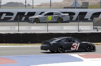 Cup drivers talk about the steep learning curve for the Charlotte ROVAL