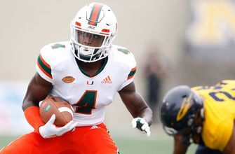 Return to the U: WR Jeff Thomas says he plans to play for Canes next season