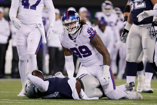 Giants' defensive line cohesion starts with Leonard Williams