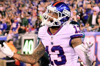 Cris Carter has a strong message for Odell Beckham Jr