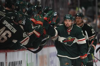 Wild, Dumba agree to five-year, $30 million extension