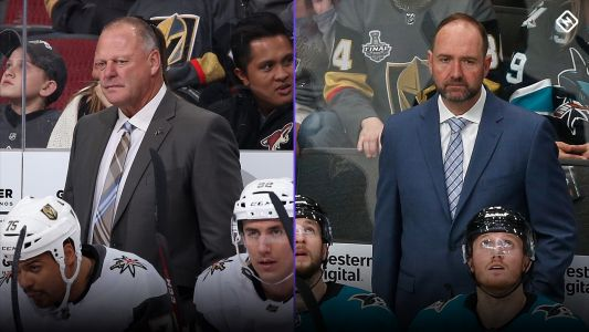 Vegas Golden Knights fire coach Gerard Gallant, hire Pete DeBoer