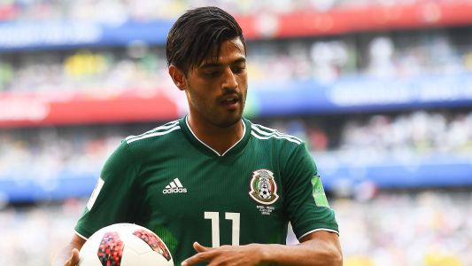 Carlos Vela still disappointed by Mexico's World Cup finish