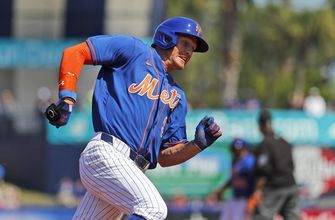 Mets' Brandon Nimmo cleared to play after cardiac test