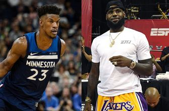 Skip Bayless on Butler not wanting to team up with James in LA: 'Lebron might be in some trouble'