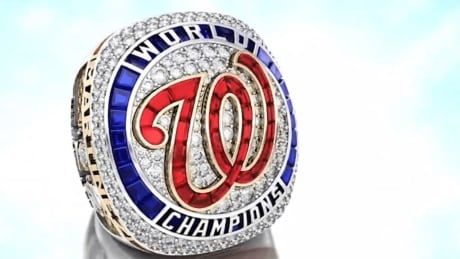 Washington Nationals unveil 2019 World Series championship rings