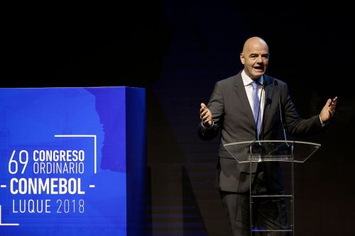 AP Source: New FIFA events won't get OK before World Cup