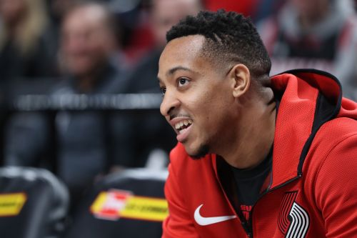 NBA fans had jokes for C.J. McCollum's tweet