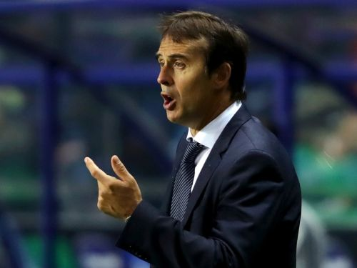 Super Cup loss doesn't change Real Madrid transfer policy, says Lopetegui
