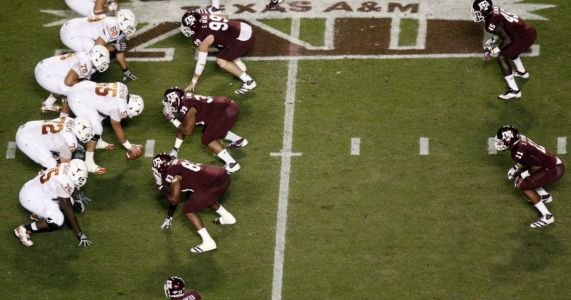 How to salvage the 2018 college football season in Texas? Have Texas and Texas A&M play each other in a bowl game