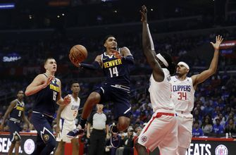 Nuggets rally in fourth to defeat Nuggets in opener, 107-98