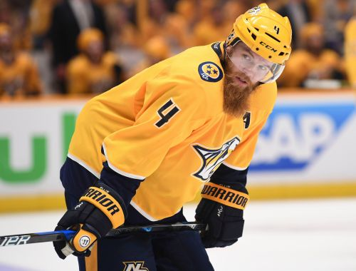 Predators' Ryan Ellis signs 8-year, $50 million contract