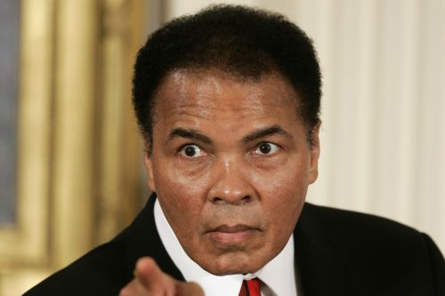 Muhammad Ali will have an airport named in his honor