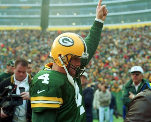Brett Favre opens up about drugs: 'I actually went to rehab three times'