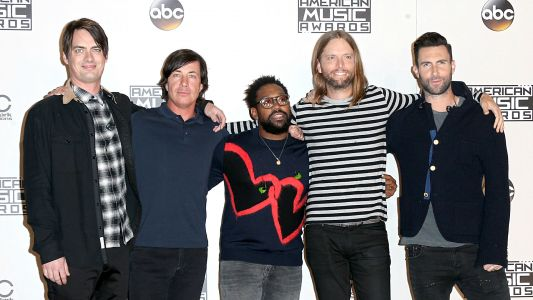 Maroon 5 to perform at Super Bowl 53 halftime, report says