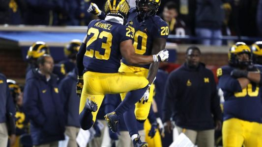 Durando on college football: Michigan, Ohio State wobble into showdown next weekend