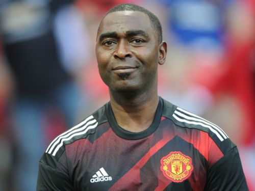 Andy Cole joins Sol Campbell's coaching staff at Macclesfield