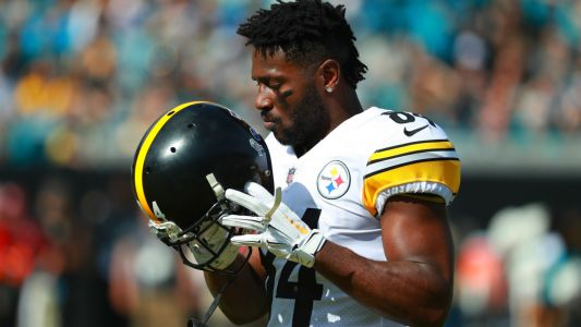 Antonio Brown drama sends Steelers on sad journey to trade market