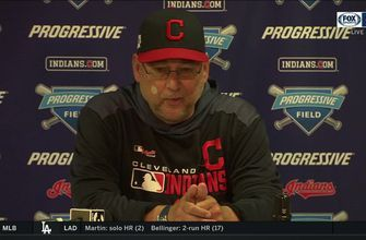 Terry Francona talks about Shane Bieber's 15 Ks