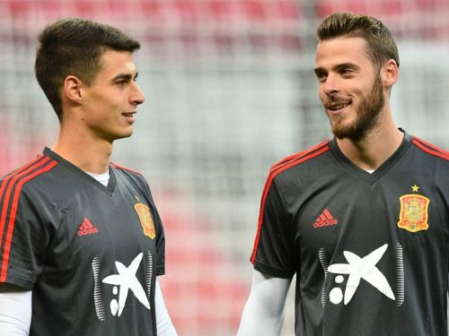 How Kepa rose from the Spanish third division to chase down De Gea