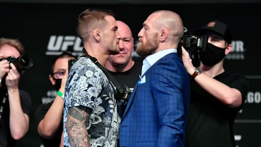What time is Conor McGregor's fight today? UFC 257 schedule, PPV card start time vs. Dustin Poirier