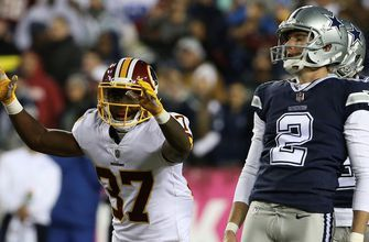 Skip Bayless strongly believes the Cowboys got 'robbed' after controversial penalty