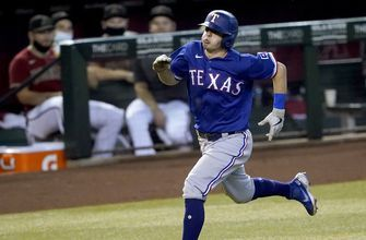 Huff's 2 doubles, Kiner-Falefa's Triple not enough in loss to Arizona