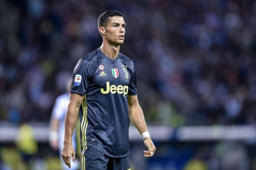 I was a little tense - Ronaldo relieved to get off the mark for Juventus