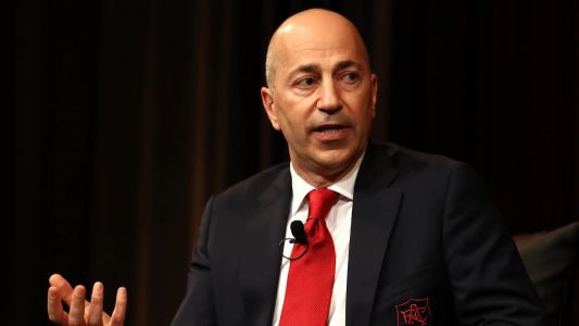 Emery opens up on Gazidis after Arsenal exit
