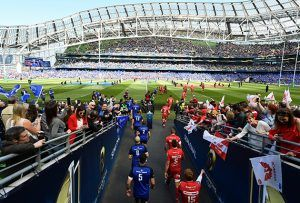 Leinster v Scarlets Guinness Pro14 final preview