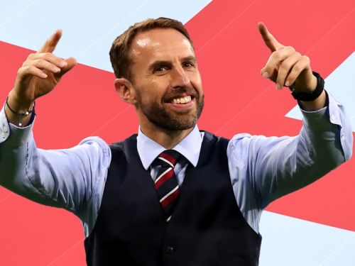 From paper aeroplanes to England pride - Shearer hails Southgate's transformation